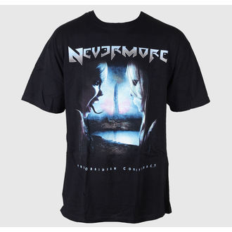 Herren T-Shirt   Nevermore - Theobsidian Conspiracy - JSR, Just Say Rock, Nevermore