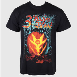 Herren T-Shirt   3 Inches of Blood - Pumpkin Tour - JSR, Just Say Rock, 3 Inches of Blood