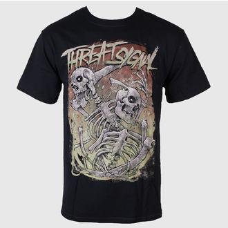 Herren T-Shirt   Threat Signal - Grind - Black - JSR, Just Say Rock, Threat Signal
