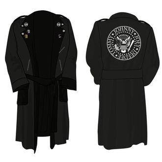 Bademantel Ramones - Biker Style - BLACK