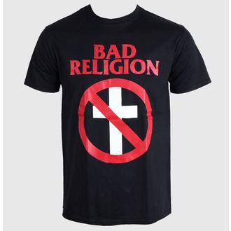 Herren T-Shirt   Bad Religion - Cross Buster - PLASTIC HEAD, PLASTIC HEAD, Bad Religion