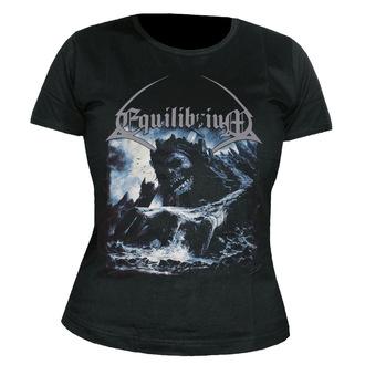 Damen T-Shirt Equilibrium - Apokalypse - NUCLEAR BLAST, NUCLEAR BLAST, Equilibrium