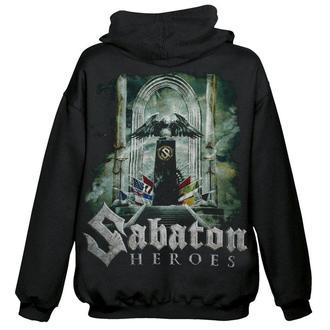 Herren Hoodie Sabaton - Heroes - NUCLEAR BLAST, NUCLEAR BLAST, Sabaton
