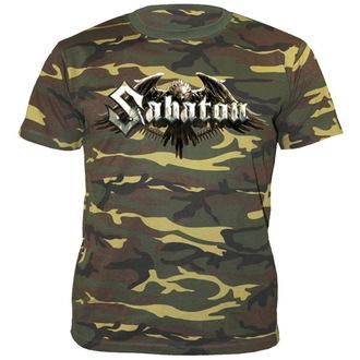 Herren T-Shirt Sabaton - Inmate Camouflage - NUCLEAR BLAST, NUCLEAR BLAST, Sabaton