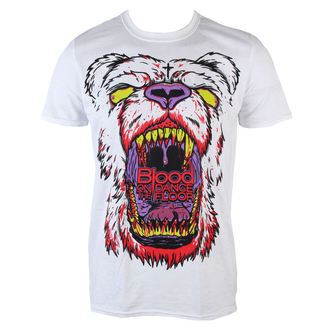 Herren T-Shirt   Blood on the Dance Floor - Polar Bear - PLASTIC HEAD, PLASTIC HEAD, Blood On The Dance Floor