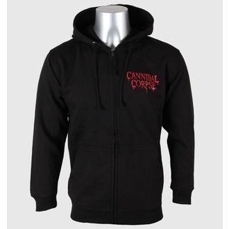 Herren Hoodie Cannibal Corpse  - A Skeletal Domain - PLASTIC HEAD, PLASTIC HEAD, Cannibal Corpse