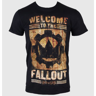 Herren T-Shirt   Crown The Empire - Fallout - PLASTIC HEAD, PLASTIC HEAD, Crown The Empire