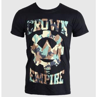 Herren T-Shirt   Crown The Empire - Run And Hide - PLASTIC HEAD, PLASTIC HEAD, Crown The Empire