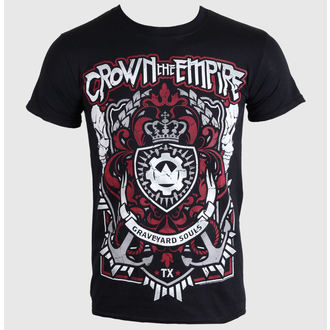 Herren T-Shirt   Crown The Empire - Souls - PLASTIC HEAD, PLASTIC HEAD, Crown The Empire