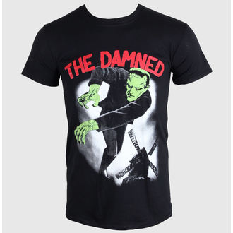 Herren T-Shirt   Damned - Frankendamned (Plan 9) - PLASTIC HEAD, PLASTIC HEAD, Damned