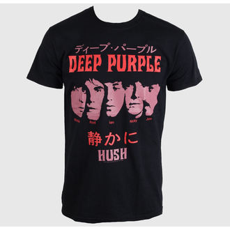 Herren T-Shirt   Deep Purple - Hush Japan - PLASTIC HEAD, PLASTIC HEAD, Deep Purple