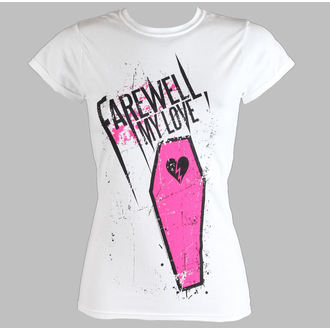 Damen T-Shirt Farewell, My Love - Casket - PLASTIC HEAD, PLASTIC HEAD, Farewell, My Love