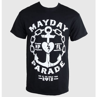 Herren T-Shirt   Mayday Parade - Anchor - PLASTIC HEAD, PLASTIC HEAD, Mayday Parade