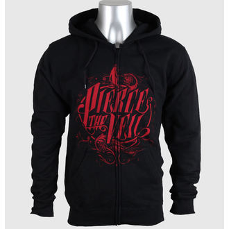 Herren Hoodie Pierce the Veil - Logo - PLASTIC HEAD, PLASTIC HEAD, Pierce the Veil