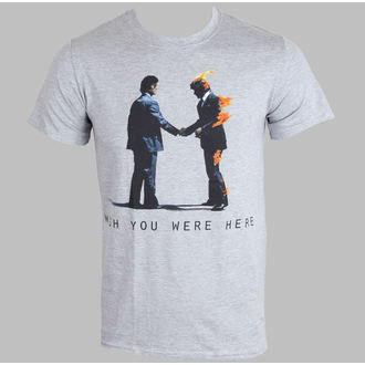 Herren T-Shirt   Pink Floyd - Wish You Were Here - PLASTIC HEAD, PLASTIC HEAD, Pink Floyd