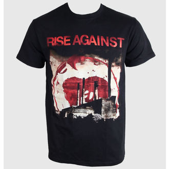 Herren T-Shirt   Rise Against - Smoke Stacks - PLASTIC HEAD, PLASTIC HEAD, Rise Against