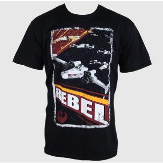 Herren T-Shirt   Star Wars - Rebel - PLASTIC HEAD - PH8317