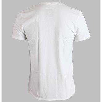 Herren T-Shirt Rolling Stones - Grafitti - AMPLIFIED - White, AMPLIFIED, Rolling Stones