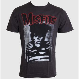 Herren T-Shirt Misfits - AMPLIFIED - Charcoal, AMPLIFIED, Misfits