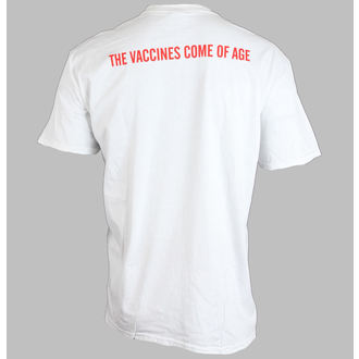 Herren T-Shirt   Vaccines - Come Of Age - PLASTIC HEAD, PLASTIC HEAD, Vaccines