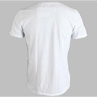 Herren T-Shirt Led Zeppelin - 77 - AMPLIFIED - White, AMPLIFIED, Led Zeppelin