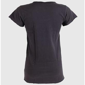 Damen T-Shirt  Rolling Stones - Some Girls - AMPLIFIED - Charcoal, AMPLIFIED, Rolling Stones