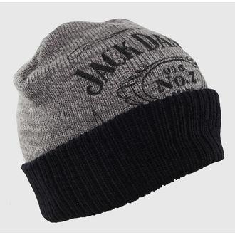 Strickbeanie  Jack Daniels - Black/Grey, JACK DANIELS