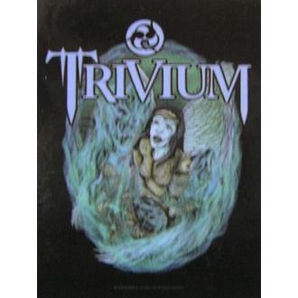 Fahne Trivium HFL 810, HEART ROCK, Trivium