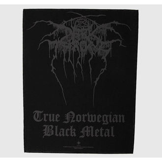 Großer Aufnäher     Darkthrone - True Norweigan Black Metall - RAZAMATAZ, RAZAMATAZ, Darkthrone