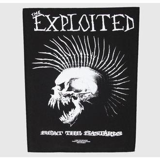 Großer Aufnäher     The Exploited - Beat The Bastards - RAZAMATAZ, RAZAMATAZ, Exploited