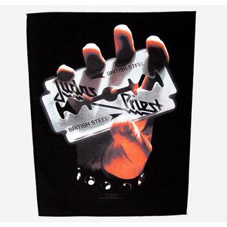 Großer Aufnäher     Judas Priest - British Steel - RAZAMATAZ, RAZAMATAZ, Judas Priest