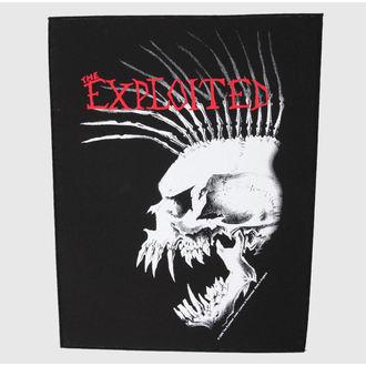Großer Aufnäher     The Exploited - Bastard Skull - RAZAMATAZ, RAZAMATAZ, Exploited