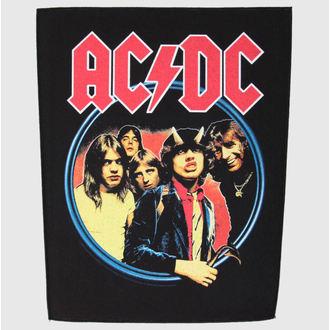 Großer Aufnäher   AC/DC- Highway To Hell - RAZAMATAZ, RAZAMATAZ, AC-DC