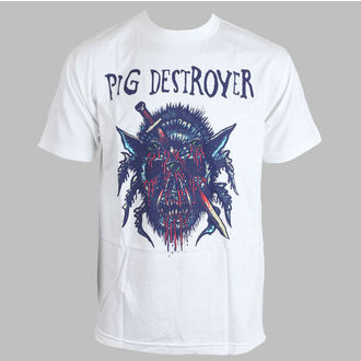 Herren T-Shirt Pig Destroyer - Blind (White) - RELAPSE, RELAPSE, Pig Destroyer