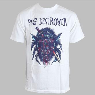 Herren T-Shirt Pig Destroyer - Blind (White) - RELAPSE, RELAPSE, Pig Destroyer