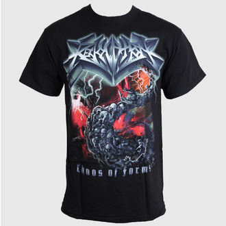 Herren T-Shirt Revocation - Chaos Of Forms - RELAPSE, RELAPSE, Revocation