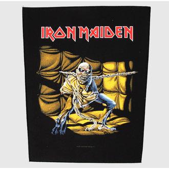 Großer Aufnäher     Iron Maiden - Piece Of Mind - RAZAMATAZ, RAZAMATAZ, Iron Maiden