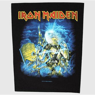 Großer Aufnäher     Iron Maiden - Live After Death - RAZAMATAZ, RAZAMATAZ, Iron Maiden