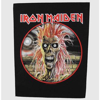 Großer Aufnäher     Iron Maiden - RAZAMATAZ, RAZAMATAZ, Iron Maiden