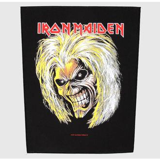 Großer Aufnäher     Iron Maiden - Killers / Eddie - RAZAMATAZ, RAZAMATAZ, Iron Maiden