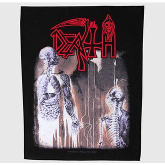 Großer Aufnäher     Death - Human - RAZAMATAZ, RAZAMATAZ, Death