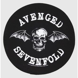 Großer Aufnäher     Avenged Sevenfold - Death Bat - RAZAMATAZ