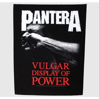 Großer Aufnäher     Pantera - Vulgar Display Of Power - RAZAMATAZ, RAZAMATAZ, Pantera