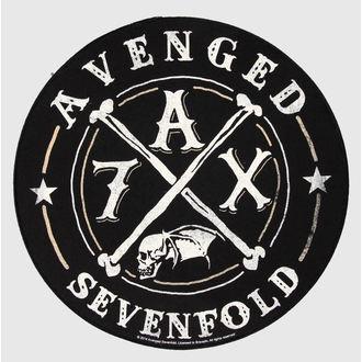 Großer Aufnäher     Avenged Sevenfold - A7X - RAZAMATAZ, RAZAMATAZ, Avenged Sevenfold