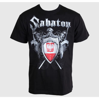 Herren T-Shirt Sabaton - 40:1 Always remember - Black - CARTON