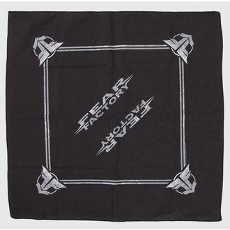 Schal Fear Factory - Logo - RAZAMATAZ, RAZAMATAZ, Fear Factory