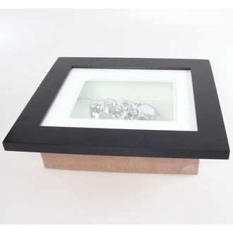 Bild Silver Skull In Frame, NNM