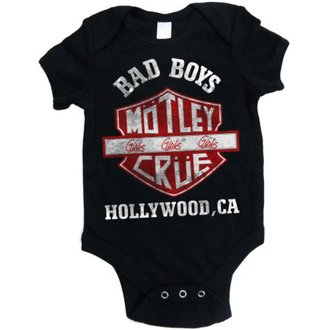 Baby Body  Mötley Crüe - Bad Boys Shield - ROCK OFF, ROCK OFF, Mötley Crüe