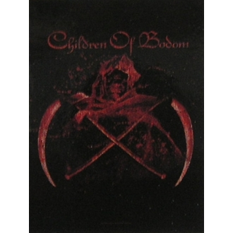 Fahne Children of Bodom - Crossed Scythes, HEART ROCK, Children of Bodom