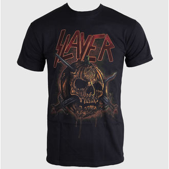 Herren T-Shirt Slayer - Pumpkin - ROCK OFF - SLAYTEE20MB